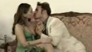 Hot french wife fucking to orgasm